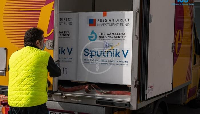 Consegnate sul Titano 7.500 dosi di vaccini russi