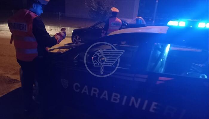 Trasferta a Poggio Torriana con marijuana per 4 giovani bellariesi