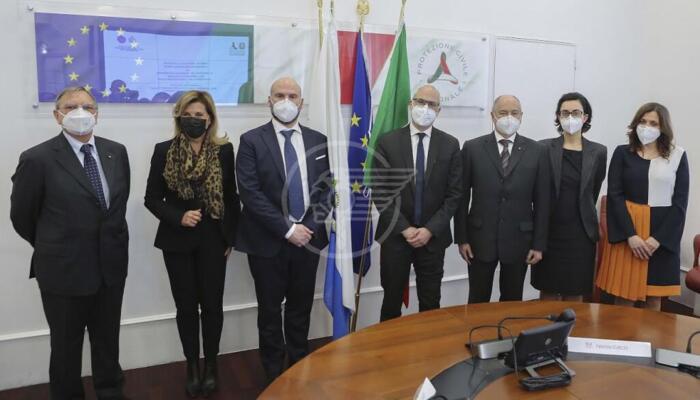 Protezione Civile: rinnovo del protocollo d'intesa fra Italia e Titano