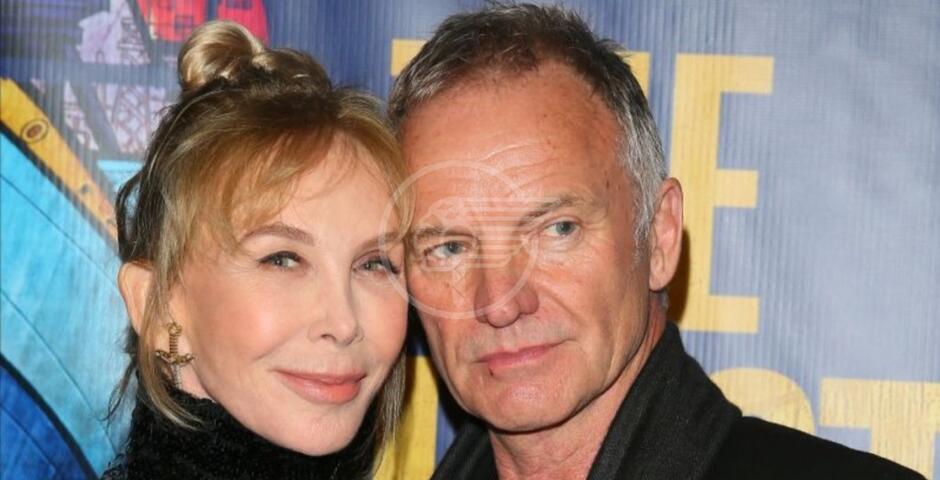 Sting e la moglie Trudie Styler sono i nuovi ambasciatori del Titano