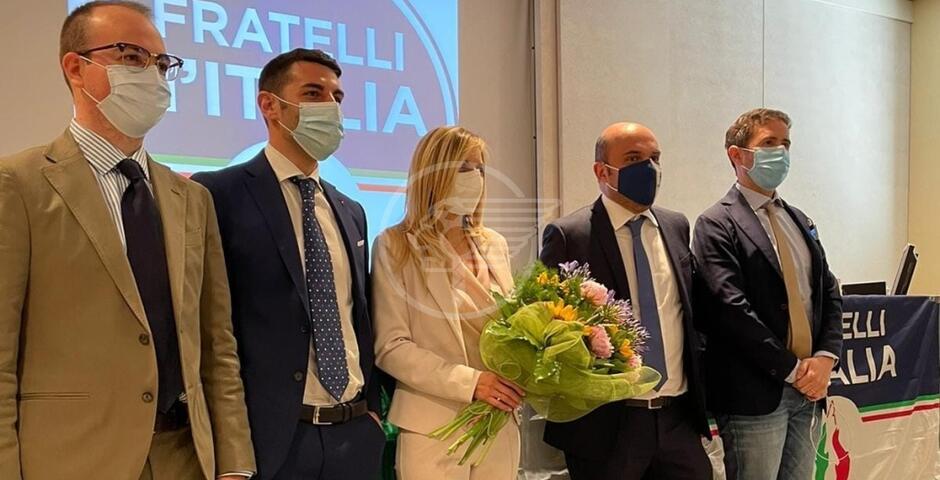 """La Spinelli primo sindaco di Fratelli d'Italia in provincia: """"A Coriano fino all'ultimo giorno"""""""