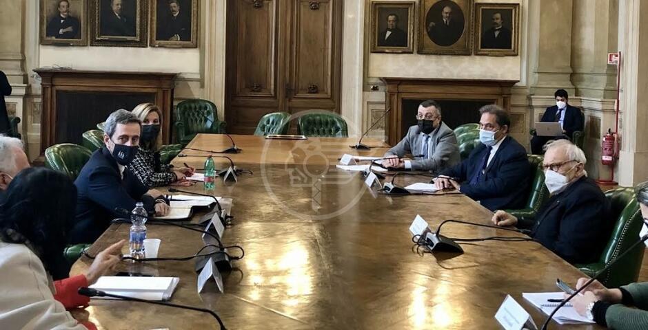 Scuola: incontro nella Capitale tra il ministro Bianchi e il segretario Belluzzi
