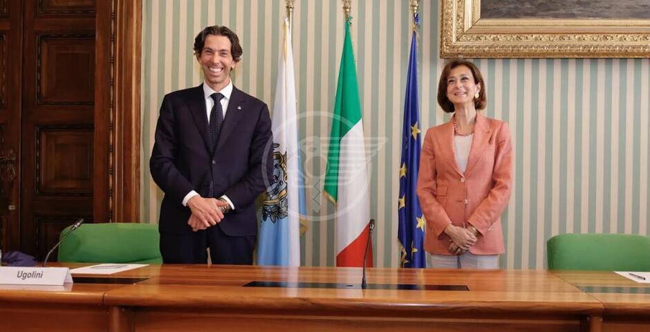 Ugolini-Cartabia, sui temi della giustizia Titano e Italia viaggiano insieme