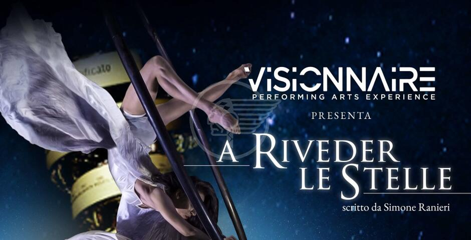 """""""A riveder le stelle"""" di Visionnaire scelto per la Team Presentation del Giro d'Italia"""
