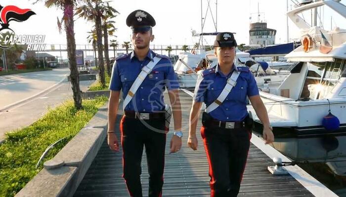 Stagione estiva: 138 Carabinieri di rinforzo al Comando Provinciale dell'Arma