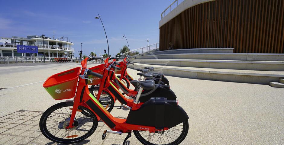 Debutta il servizio di bici elettriche in sharing per meglio spostarsi in città