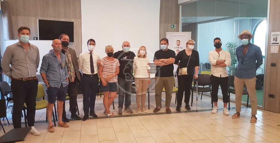 Confcommercio incontra i candidati: la prima è la Foronchi (centrosinistra)