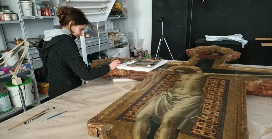 """""""L'oro di Giovanni"""": un mostra di Fondazione Carim dedicata al Maestro del 300"""