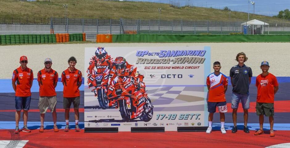 Al World Circuit per i big delle moto via libera a 23mila ingressi al giorno