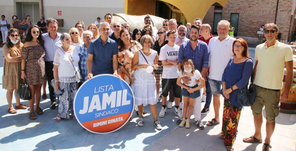 Con Jamil inizia il secondo tempo della partita: per una nuova sfida