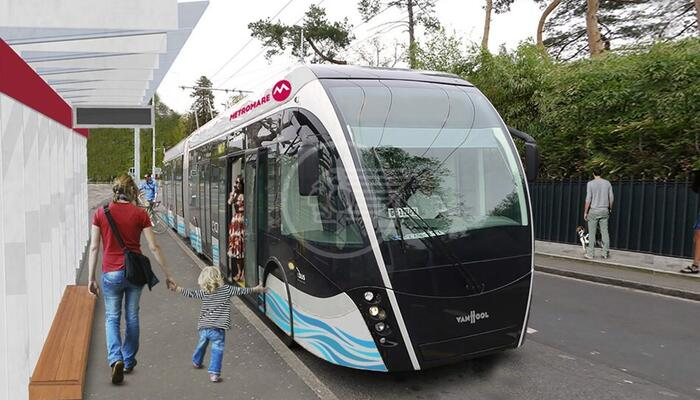 Metromare: i veicoli elettrici Van Hool Exquicity hanno superato il collaudo