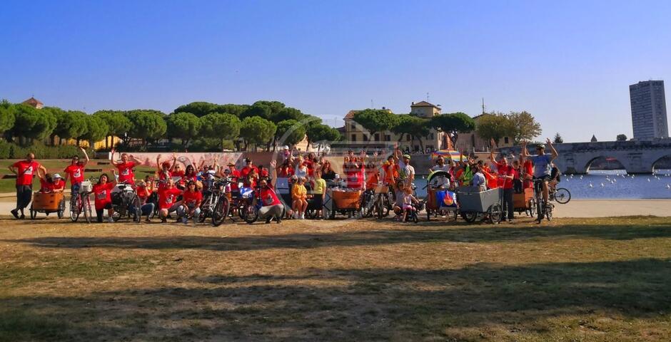 Cargo Bike Revolution: pedalata di gruppo per promuovere questo mezzo di trasporto