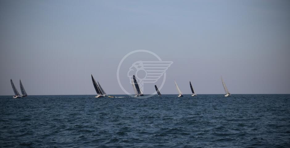 """Sono dodici gli equipaggi in mare aperto da ieri per la """"Rigasa 2021"""""""