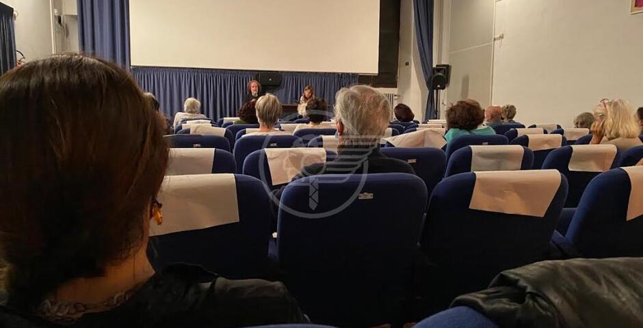 """""""L'Italia di Fellini"""", presentato in Cineteca il saggio di Marco Bertozzi"""
