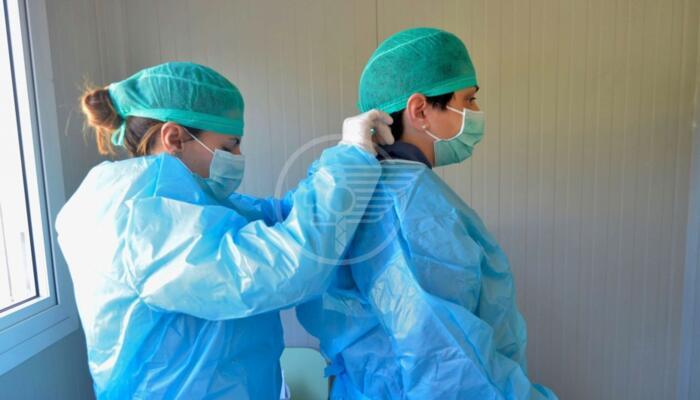 Covid: nel Riminese morto un uomo di 74 anni, 49 i nuovi casi di contagio