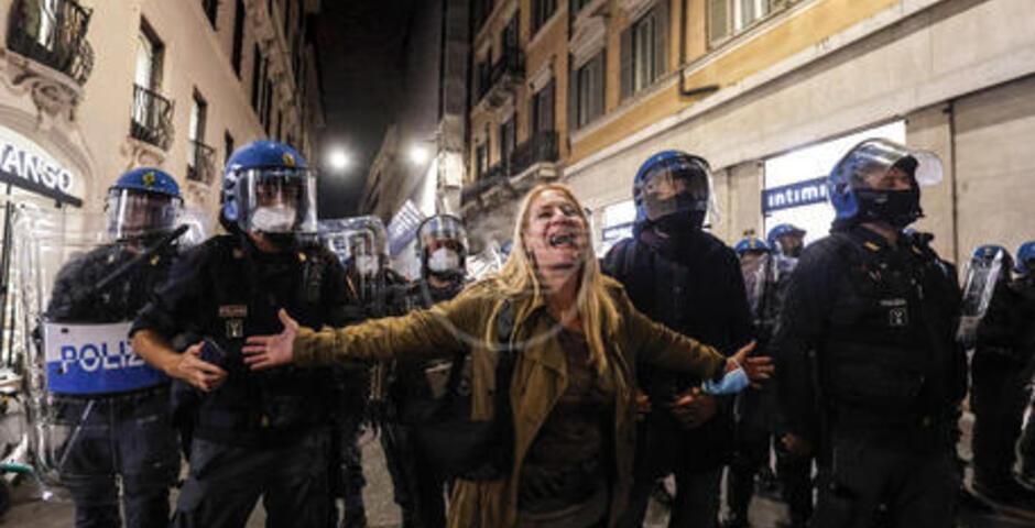 Il Pd condanna i fatti di Roma: sì alla proposta di sciogliere Forza Nuova