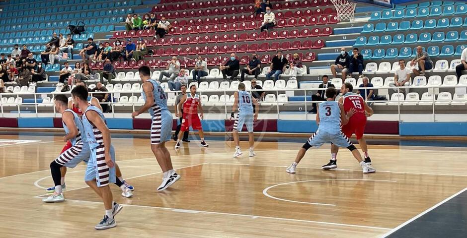 Basket serie B: Riviera Banca battuta a Rieti, resa solo negli ultimi minuti (77-67)