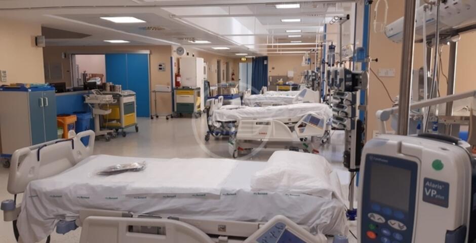 Un'altra giornata senza decessi nel Riminese, stabili le intensive (3), 17 i nuovi contagiati