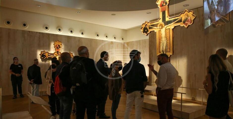 """""""L'oro di Giovanni"""": tremila visitatori nei primi venti giorni della mostra"""