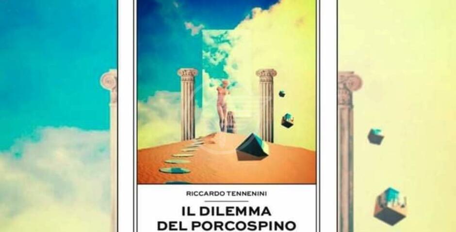 """Tennenini presenta domenica il suo libro """"Il dilemma del porcospino"""""""