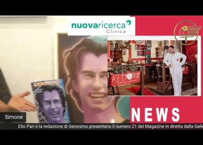 #05 - ELIO PARI E DANIELA MURATORI PARLANO DI MICHELE BUFFONI