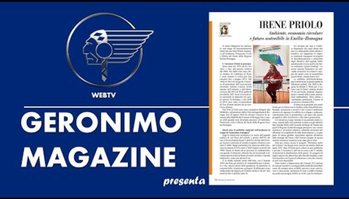 In compagnia di Vittorio Pietracci, Roberta Sapio racconta l'intervista realizzata all'Assessore Irene Priolo