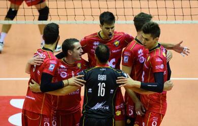 Immagine News - volley-a1-ravenna-ko-in-casa-con-trento