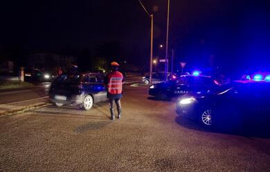 Immagine News - carabinieri-servizio-straordinario-di-controllo-nel-weekend-due-arresti-e-tre-denunce