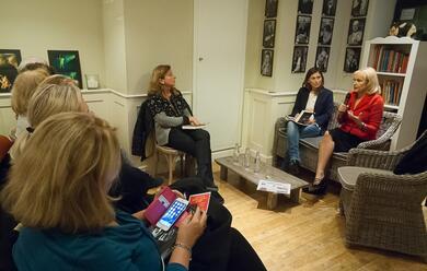 Immagine News - grande-successo-per-cinzia-tani-al-letterario-il-21-arriva-elena-stancanelli