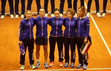 Immagine News - tennis-fed-cup-amara-la-slovacchia-vince-3-1-litalia-agli-spareggi