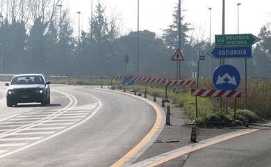lugo-svincolo-autostradale-chiuso-di-notte