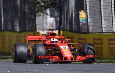 Immagine News - f1-in-australia-la-ferrari-di-vettel-vince-beffando-hamilton-male-le-toro-rosso
