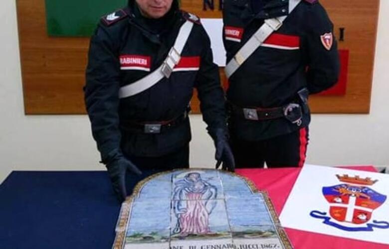 Immagine News - faenza-porta-dal-restauratore-unopera-rubata-ma-i-carabinieri-lo-trovano-e-lo-denunciano