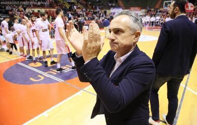 Immagine News - basket-a2-lunieuro-prolunga-il-contratto-a-coach-giorgio-valli