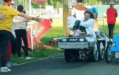 Immagine News - lugo-al-parco-berardi-il-primo-trofeo-dedicato-alle-auto-a-pedali