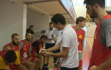 Immagine News - basket-a2-unaltra-settimana-di-allenamenti-per-lorasa