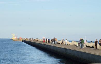 Immagine News - ravenna-lavori-alla-diga-zaccagnini-di-marina-cantieri-e-chiusure