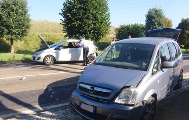 Immagine News - cotignola-quattro-feriti-in-un-tamponamento