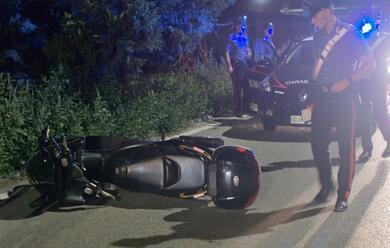 Immagine News - ravenna-coppia-in-scooter-travolta-denunciato-per-omissione-di-soccorso-il-pirata-della-strada