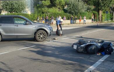 Immagine News - lido-adriano-schianto-in-scooter-ferito-un-59enne