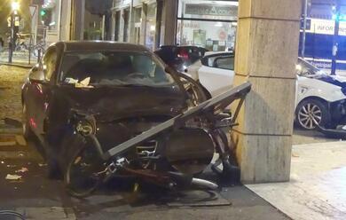 Immagine News - ravenna-incidente-in-via-de-gasperi-feriti-7-giovani