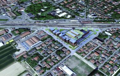 Immagine News - lugo-nellarea-dellex-acetificio-negozi-parcheggi-e-aree-verdi