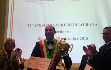 Immagine News - bertinoro-il-molisano-carlo-pagano-vince-il-master-dellaalbana-il-faentino-riccardo-ravaioli-miglior-comunicatore-per-i-produttori