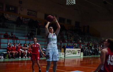 Immagine News - basket-a2-donne-linfinitybio-si-gioca-tutto-in-40-contro-san-giovanni-ail-bubani-ci-aiuteraa