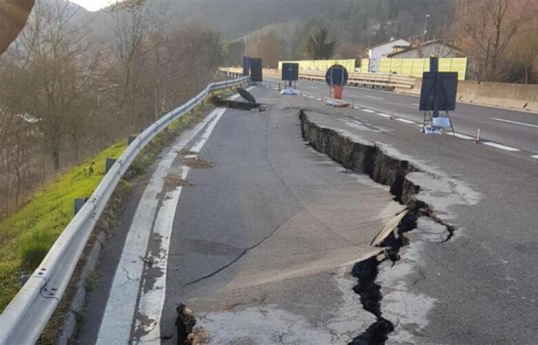 Immagine News - e45-chiusa-fra-canili-e-valsavignone-dopo-lo-stop-della-procura-al-viadotto-puleto