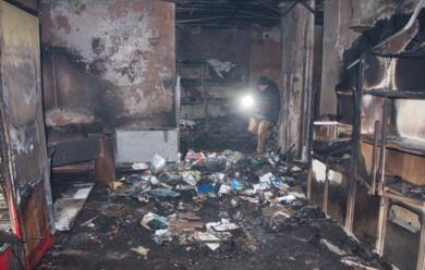 Immagine News - fosso-ghiaia-incendio-distrugge-il-centro-sportivo-le-ghiarine