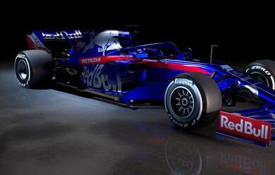 Immagine News - formula-1-la-toro-rosso-ha-presentato-la-nuova-str14-al-volante-kvyat-e-il-debuttante-albon