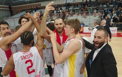 Immagine News - basket-a2-lorasa-vince-il-derby-contro-imola-e-si-rilancia-sorride-anche-forla