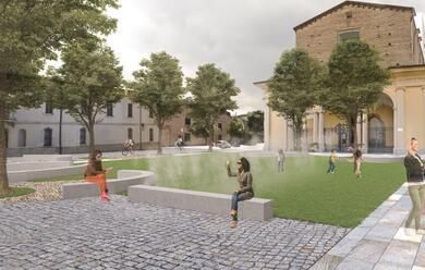 Immagine News - lugo-ecco-il-nuovo-progetto-di-recupero-di-piazza-savonarola