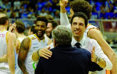 Immagine News - basket-a2-prima-da-ex-al-de-andrau-per-martino-quotse-adesso-alleno-la-fortitudo-il-merito-lo-devo-soprattutto-a-ravennaquot